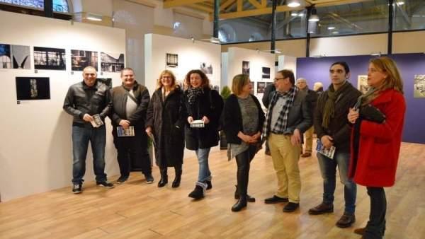 Exposición fotográfica de la fábrica de armas de La Vega