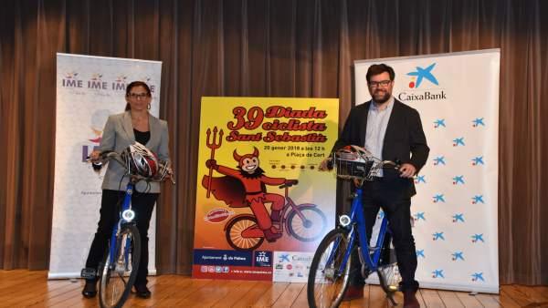 Presentación de la 39 Diada Ciclista