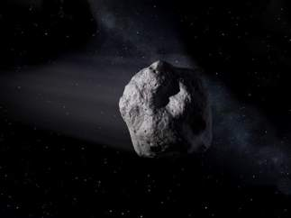Un asteroide de alrededor de un kilómetro de diámetro se acercará a la Tierra el 4 de febrero