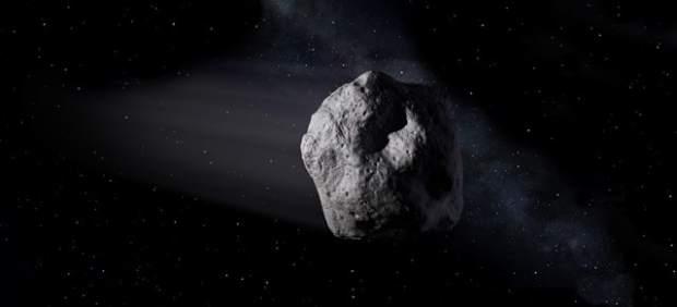 El asteroide 2002 AJ 129