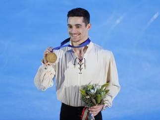 Javier Fernández logra su sexto título consecutivo de campeón de Europa de patinaje artístico