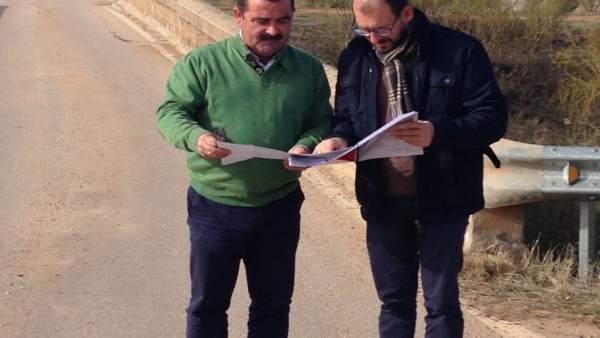 Proyecto de adecuación de vía acceso a Villarrodrigo
