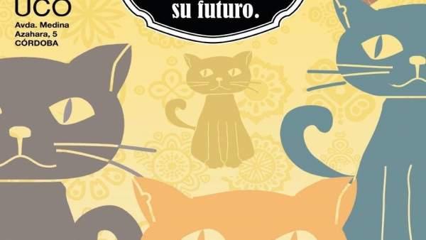 Cartel de las I Jornadas Felinas Andaluzas
