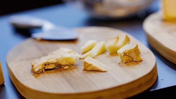 Tapa, tapas, comida, comer, picar, queso, quesos