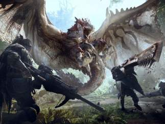 'Monster Hunter: World'