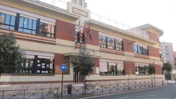 Un colegio público de Castilla y León