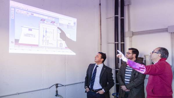 Diputación ha instalado un nuevo sistema de telemando en Carboneras.