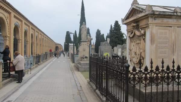 Cementerio de Zaragoza