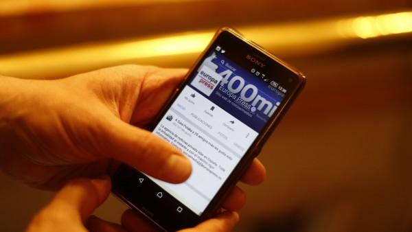 Smartphone, móvil, móviles, Sony