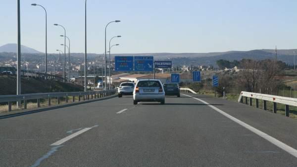 Carretera, Tráfico, Coches, Autovía, DGT, Circulación