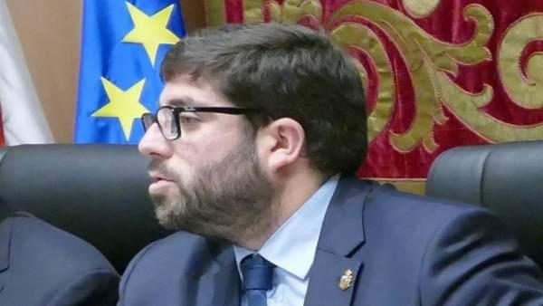 Ávila.- Sánchez Cabrera, presidente de la Diputación