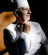 El cocinero francés Paul Bocuse