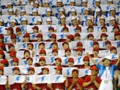 Bandera de Corea unificada