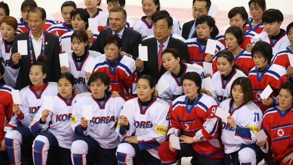 Equipo de hockey femenino de Corea