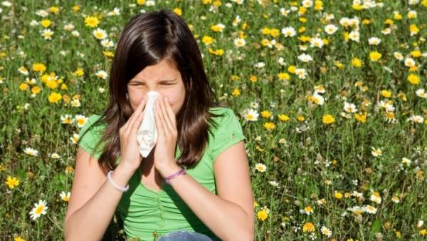 La primavera será suave para los alérgicos, tras el peor invierno en 25 años