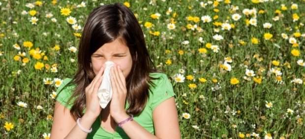 Un 'respiro' para los alérgicos: la primavera será suave para ellos, tras el peor invierno en 25 ...