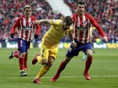El Girona castiga el conservadurismo del Atlético