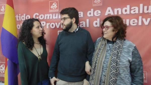 La agrupación del PCA en Huelva capital renueva su comité local