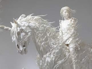 Esculturas fantasmagóricas