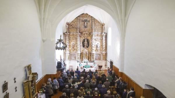Reapertura Al Culto De La Iglesia De Nuestra Señora De La Expectación De Torrec