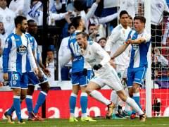 Un gran Gareth Bale levanta el ánimo del Real Madrid