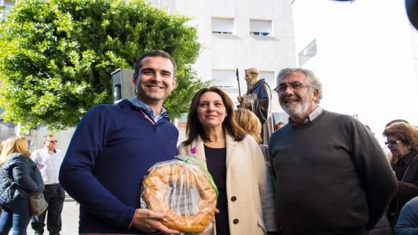 Celebración del día de San Antón en Almería