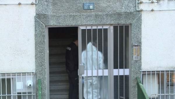 Homicidio pareja de ancianos en Otxarkoaga