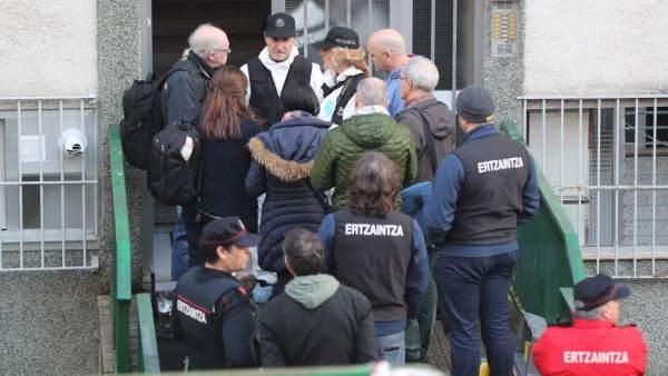 Doble crimen en Bilbao