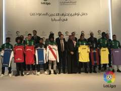 Todo por la pasta en la Liga española: la última, futbolistas saudíes por dinero