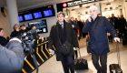 Carles Puigdemont aterriza en Copenhague