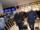 Puigdemont aterriza en Copenhague