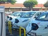 Ayudas a los puntos de recargas de coches eléctricos