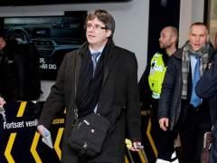 La Fiscalía pide al Supremo que reactive la euroorden de detención contra Puigdemont