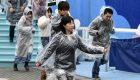 Tokio simula un ataque con misiles de Corea del Norte