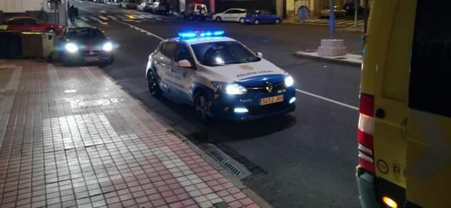 Policía Canarias