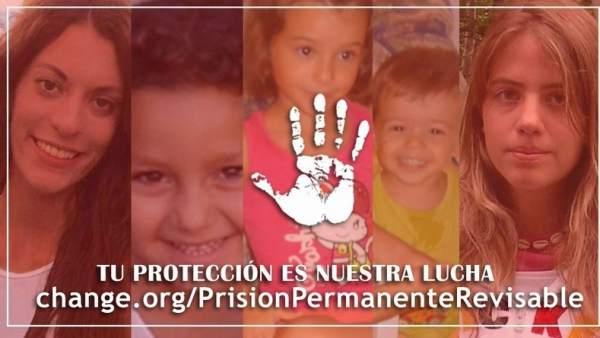 Petición contra la derogación de la prisión permanente