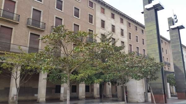 Nota De Prensa Par Zaragoza Casco Histórico, Distrito Erasmus