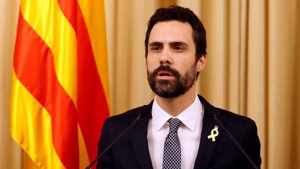 [Parlament de Catalunya] Comparecencia de la Presidencia del Parlament de Catalunya 621735-600-338