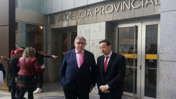 Ignacio Vidau y Guillermo Martínez