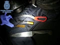 Detenidos 32 jóvenes en una reyerta entre pandilleros en Aluche