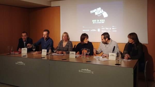 Valoración de la cuarta edición del festival Pamplona Negra