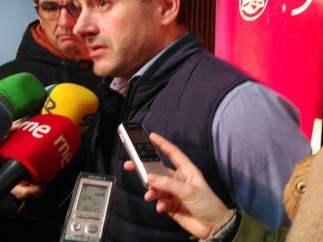 Javier Fernández Lanero.