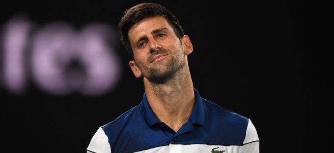 Djokovic dice adiós a Australia
