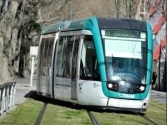 El Tram sólo utilizará energía verde a partir de 2018