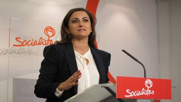 Concha Andreu, candidata PSOE al Gobierno de La Rioja