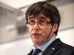 """Conferencia de Puigdemont: """"Lo que está pasando en Cataluña es tan importante como el Brexit"""""""
