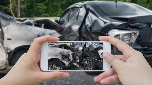 Fraude en el seguro del automóvil