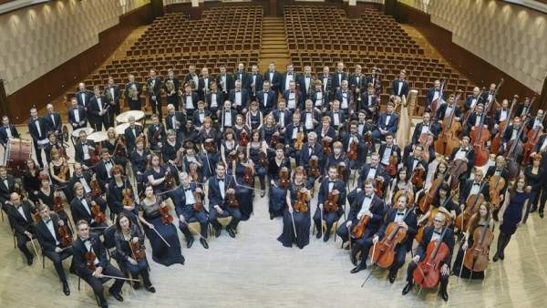 Nota/El Auditorio Regional Recibe A La Orques Ta Filarmónica De Novosibirsk Y A