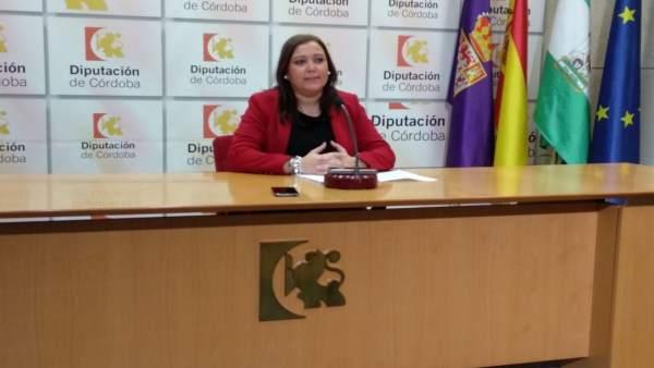 Ana Carrillo informa sobre el Programa de Concertación y Empleo