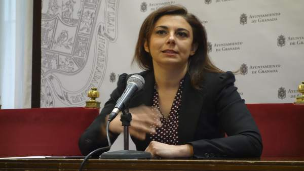La concejal de Turismo de Granada, Raquel Ruz.